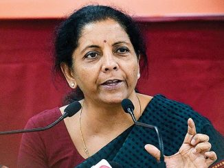 Union Finance Minister Nirmala Sitharaman to address the media at 4 pm today aaje sanje 4 kalak e Finance Minister ni Press Conferance 20 lakh crore na packge ni vigato aapse