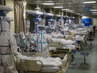 Global coronavirus cases surge over 46 lakh