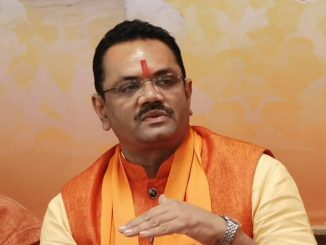 Gujarat RajyaSabha polls 2020 BJPs Jitu Vaghani rejects horse trading charge