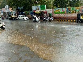 Relief from scorching heat, as rain lashes major parts of Gujarat