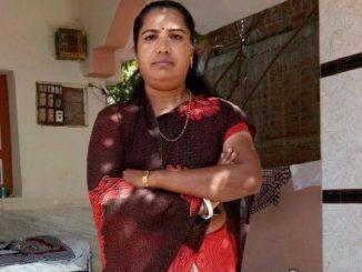 I was attacked by unknown when i was on my way to Gandhinagar Congress Geniben thakor