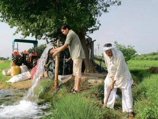 Farmers will get Narmada water for 20 days more Gujarat