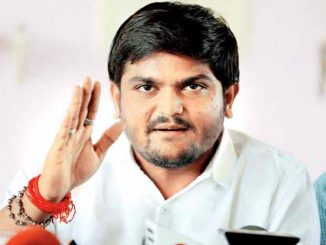 Congress na Working President Hardik Patel e Bhangro Vatyo Bhul Samjata Tweet Delete Karyu
