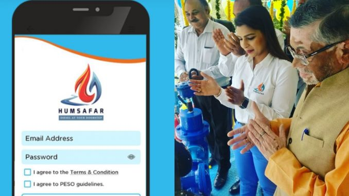 government-launches-humsafar-mobile-app-doorstep-diesel-delivery