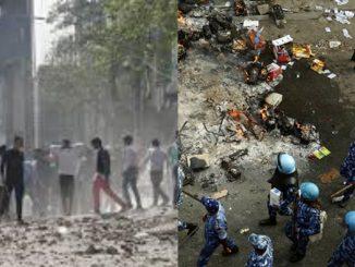 Video Of Delhi Violence chronology jano delhi hinsa ne laine tamam vigat