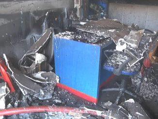 Fire breaks out in Complex near GG hospital Jamnagar