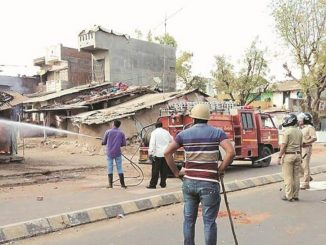 Khambhat violence: Police urged residents to come back