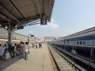 Platform ticket price hikes by railway department over Corona virus