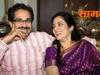 shiv-sena-mouthpiece-saamana-gets-first-female-editor-uddhav-entrusted-to-wife-rashmi-thackeray