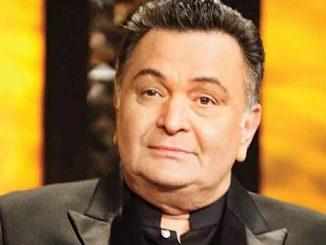 Mumbai ma Bollywood na khaytnam abhineta rishi kapoor nu nidhan