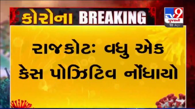47 year old man tests positive for coronavirus in Rajkot