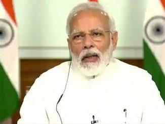 PM Modi to address Gram Panchayats to mark National Panchayati Raj Day today aaje PM Modi desh na ketlak sarpancho sathe video conferance karse Gujarat na 6 jetla sarpancho samel