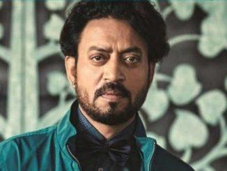 Na rahya Bollywood na pansinh tomar abhinera Irfan khan nu mumbai ma nidhan