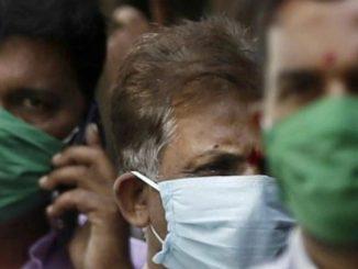 Wearing masks compulsory from May 1 in Gujarat Rajya ma 1st may thi mask pehrvu farijiyat mask nahi pehranara pase thi aakro dand leva ma aavse