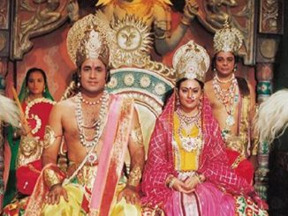 ramanand sagar ramayan retelecasting on doordarshan know unknown facts and incidents 550 divas chalyu hatu Ramayan nu shooting jano ramayan sathe jodayeli ajani vato