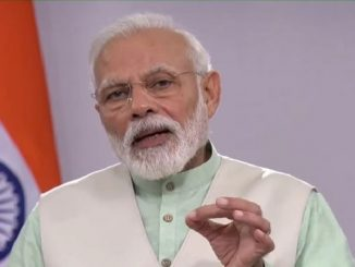 Prime Minister Narendra Modi will address the nation at 10 AM tomorrow