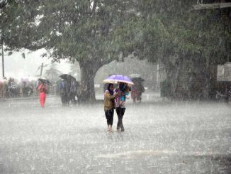Parts of Saurashtra received unseasonal rain showers