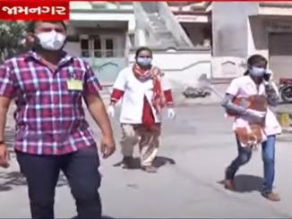 Medical team starts checking of vegetable vendors Jamnagar