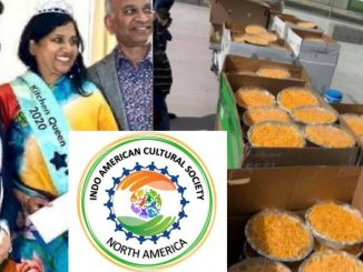 Gujarati people are helping in America