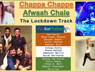 """Chappa Chappa Afwah Chale"", Sanjeev Kapoor and 13 others join hands to bust rumors regarding #COVID19."