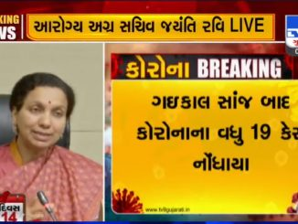 Coronavirus cases in Gujarat rise to 165: Jayanti Ravi, Principal Secretary, Health & Family Welfare