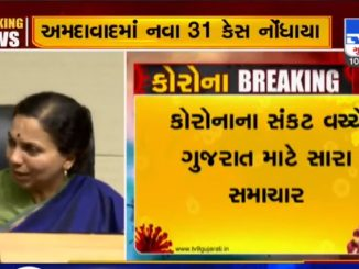 Death rate due to coronavirus reduced to 4.40% from 8% in Gujarat: Jayanti Ravi