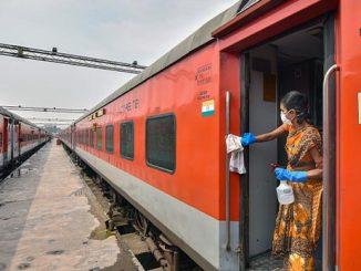 indian railways to run 200 non ac trains from 1st june railways minister piyush goyal Indian railway e shramiko ne aapi rahat 1 june thi sharu thase 200 non ac trains