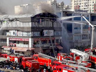 Surat: 1st anniversary of the Takshashila Arcade fire; Families of 22 victims await justice Surat Takshashila Aagnikand ni aaje pratham varsi parantu pidit parivaro ne haju sudhi nathi malyo nyaay!