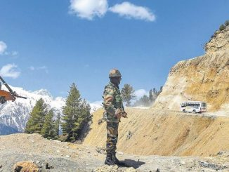20 Indian soldiers killed in the violent face-off with China in Galwan valley in Eastern Ladakh