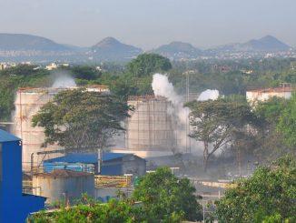 Visakhapatnam: chemical company ma gas leakage thata anek loko ne asar PM Modi e bolavi NDMA ni bethak