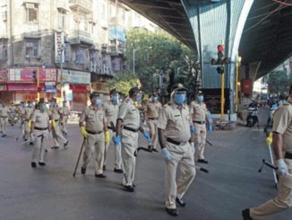 policeman died of coronavirus in maharashtra Maharashtra ma corona virus thi policekarmi nu mot rajya ma kul 14,541 case
