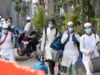 delhi-police-chargesheet-foreign-jamati on markarz case nizamuddin