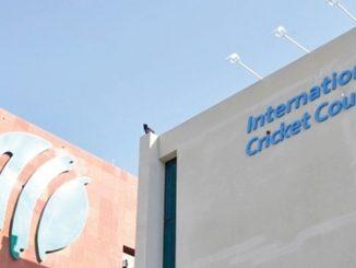 international cricket council icc meeting held today aaje ICC ni yojase moti bethak t-20 world cup sahit ghana mota mudao par thase nirnay