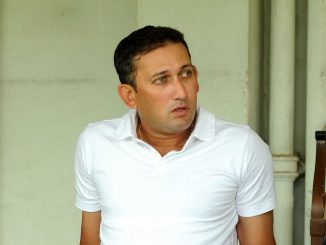 ajit agarkar suggests the use of saliva on one condition Kheladio no corona test negetive aave to series ma lad na upyog ne manjuri malvi joie: Ajit Agarkar