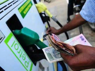 Petrol price hikes by 58 paisa/ ltr and Diesel 58 paisa /ltr in Ahmedabad 83 divas bad petrol ane diesel na bhav ma vadharo