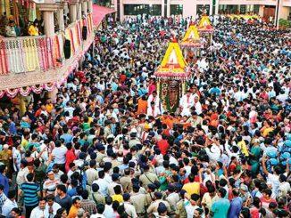 Gujarat HC says no to this year's historic Rath Yatra due to coronavirus ,Ahmedabad