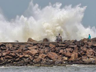 Cyclone Nisarga Surat beaches closed for tourists