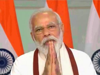prime minister narendra modi address india global week 2020 on thursday amid coronavirus crisis corona sankat vache aaje PM Modi samagra duniya ne sambodhit karse
