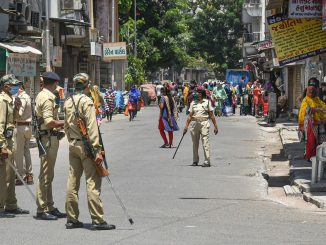 Security beefed up in Ahmedabad over inputs of possible terror attack in Gujarat