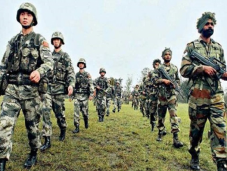 Meeting between India-China military delegation tomorrow