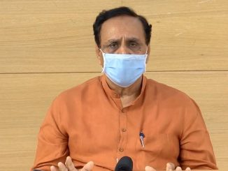 80% people satisfied by the work done by CM Rupani during Covid19 pandemic: IIMA Survey Corona ni sthiti par IIM Ahmedabad no report rajyna 80 taka loko corona kal ma CM ni kamgiri thi santusht