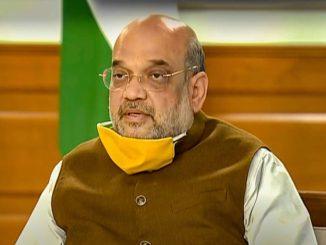 HM Amit Shah talks to Ahmedabad, Gandhinagar collectors through VC, reviews coronavirus situation HM Amit shah e ahmedabad ane Gandhinagar na coleectors sathe VC kari Potana mat vistar ma corona ni sthiti ange kari samiksha