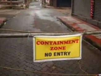 10 new areas added to the list of micro-containment areas in Ahmedabad Have ahmedabad ma 206 micro containment vistar 10 nava zone umerva ma aavya