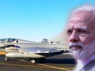 prime-minister-narendra-modi-tweets-in-sanskrit-welcoming-rafale-fighter-jets-in-india PM modi e sanskrit ma tweet kari ne rafale fighter plan nu karty swagat jano teno shu thay che arth