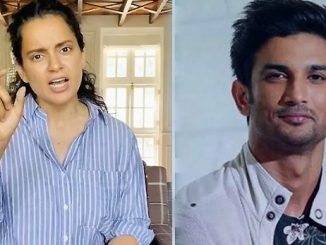 kangana ranaut on sushant singh rajput suicide case says if she fails proving her claims she will return padma shri award Abhineta Sushant singh rajput ni mot par karela mara dava sabit na thaya to Padma Shri award parat kari dais: Kangana Ranaut