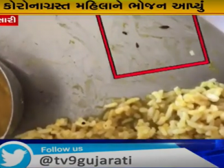 Insects found in Corona patients food at Civil Hospital Navsari