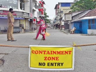 AMC declares 26 new micro-containment zones removes 2 existing ones amdavad ma nava 26 micor containment zone jaher karvama aavya