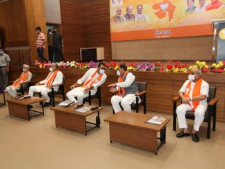 What are the reasons behind the appointment of Incharge in Gujarat BJP?