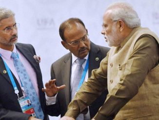 ladakh standoff nsa ajit doval and china stat councillor wang yi meeting