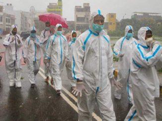 India coronavirus cases rise to 11.94 lakh